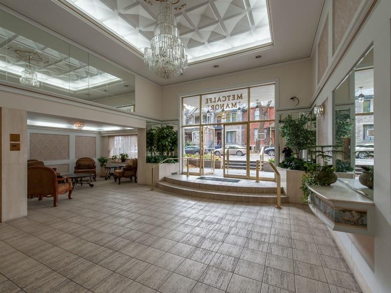 3 bedroom Apartments for rent in Westmount at Metcalfe - Photo 02 - RentQuebecApartments – L168609