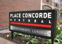 Studio / Bachelor Apartments for rent in Cote-des-Neiges at Place Concorde - Photo 01 - RentQuebecApartments – L406444