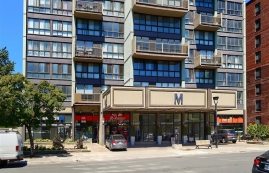 Studio / Bachelor Apartments for rent in Notre-Dame-de-Grace at 5999 Monkland - Photo 01 - RentQuebecApartments – L406279