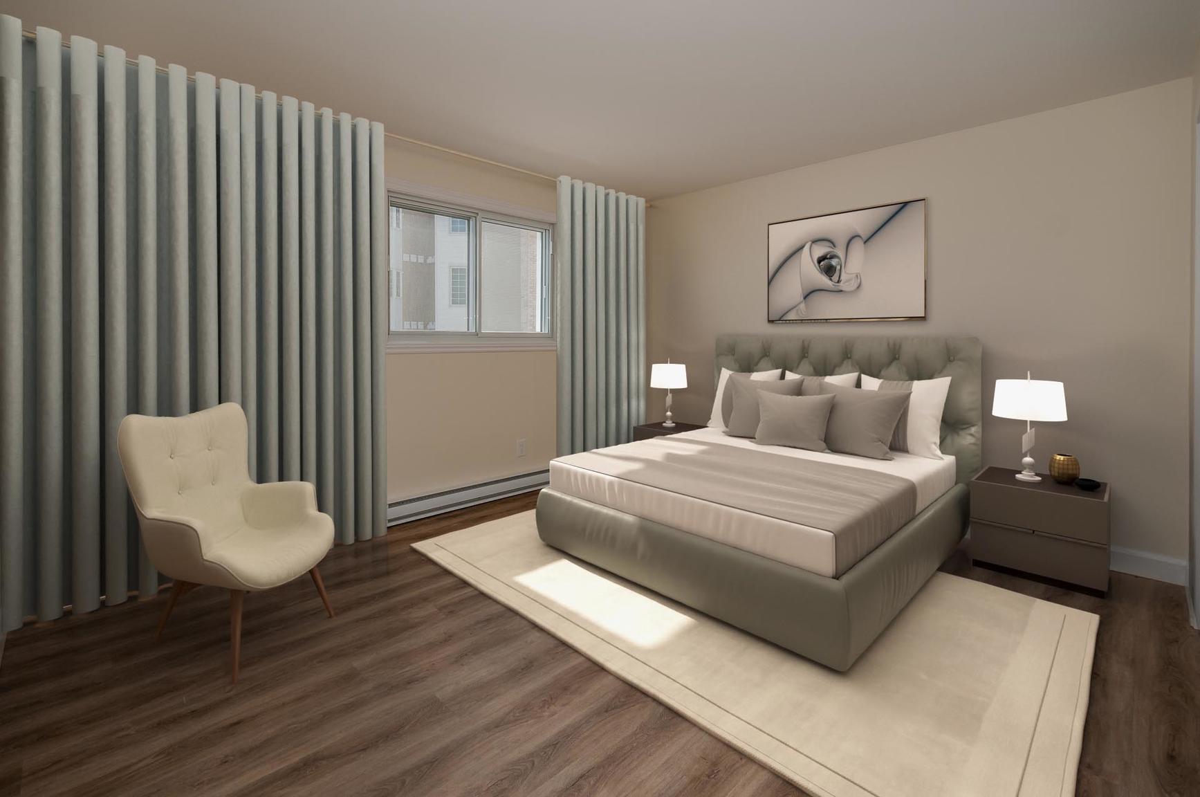 1 bedroom Apartments for rent in Quebec City at Les Appartements du Verdier - Photo 20 - RentQuebecApartments – L407122