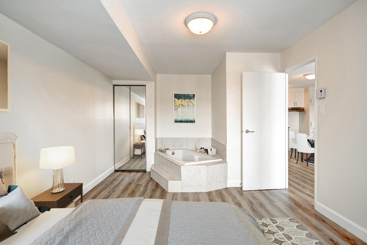 1 bedroom Apartments for rent in Quebec City at Les Appartements du Verdier - Photo 09 - RentQuebecApartments – L407122