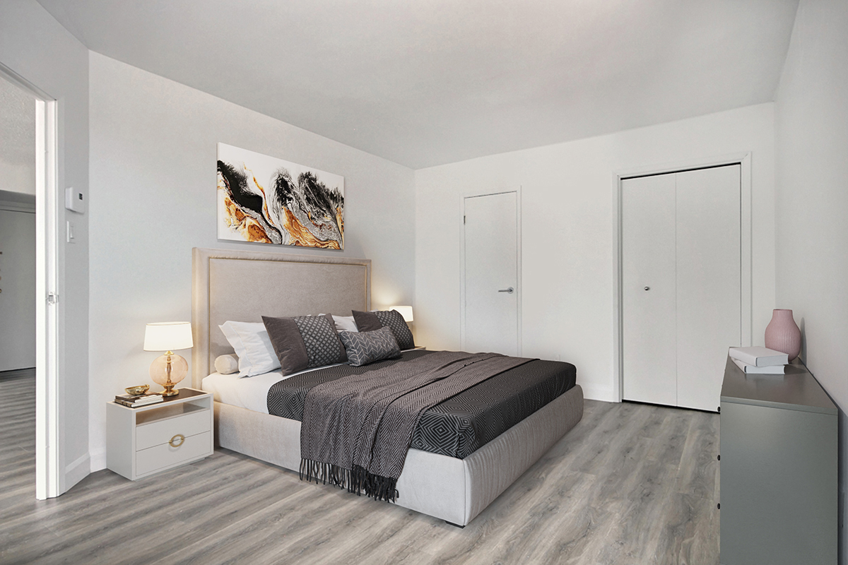1 bedroom Apartments for rent in Quebec City at Les Appartements du Verdier - Photo 15 - RentQuebecApartments – L407122
