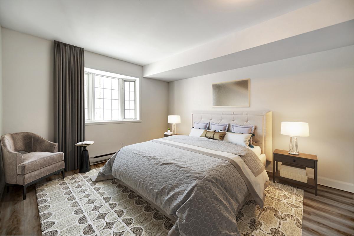 1 bedroom Apartments for rent in Quebec City at Les Appartements du Verdier - Photo 10 - RentQuebecApartments – L407122