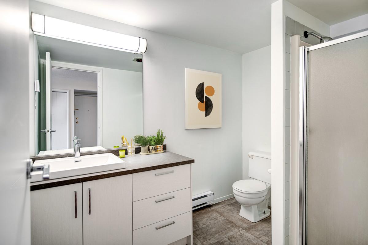 1 bedroom Apartments for rent in Quebec City at Les Appartements du Verdier - Photo 11 - RentQuebecApartments – L407122