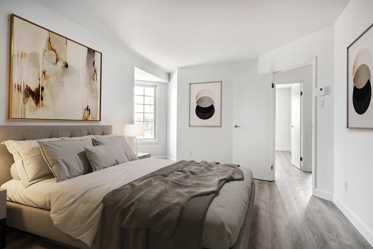 1 bedroom Apartments for rent in Quebec City at Les Appartements du Verdier - Photo 14 - RentQuebecApartments – L407122