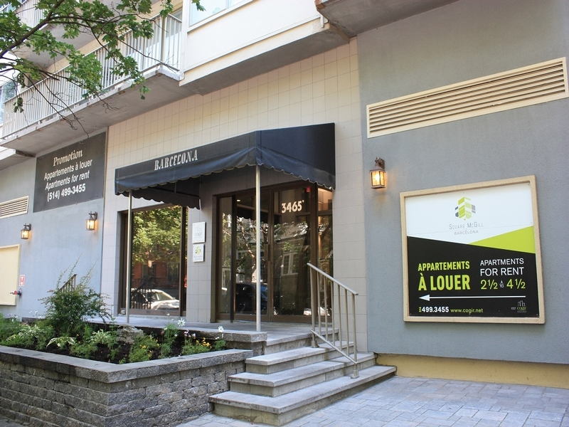 2 bedroom Apartments for rent in Montreal (Downtown) at Le Barcelona - Photo 07 - RentQuebecApartments – L6053