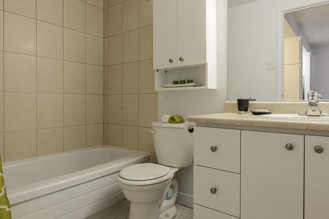 1 bedroom Apartments for rent in Quebec City at Appartements Pere-Marquette - Photo 10 - RentQuebecApartments – L279634