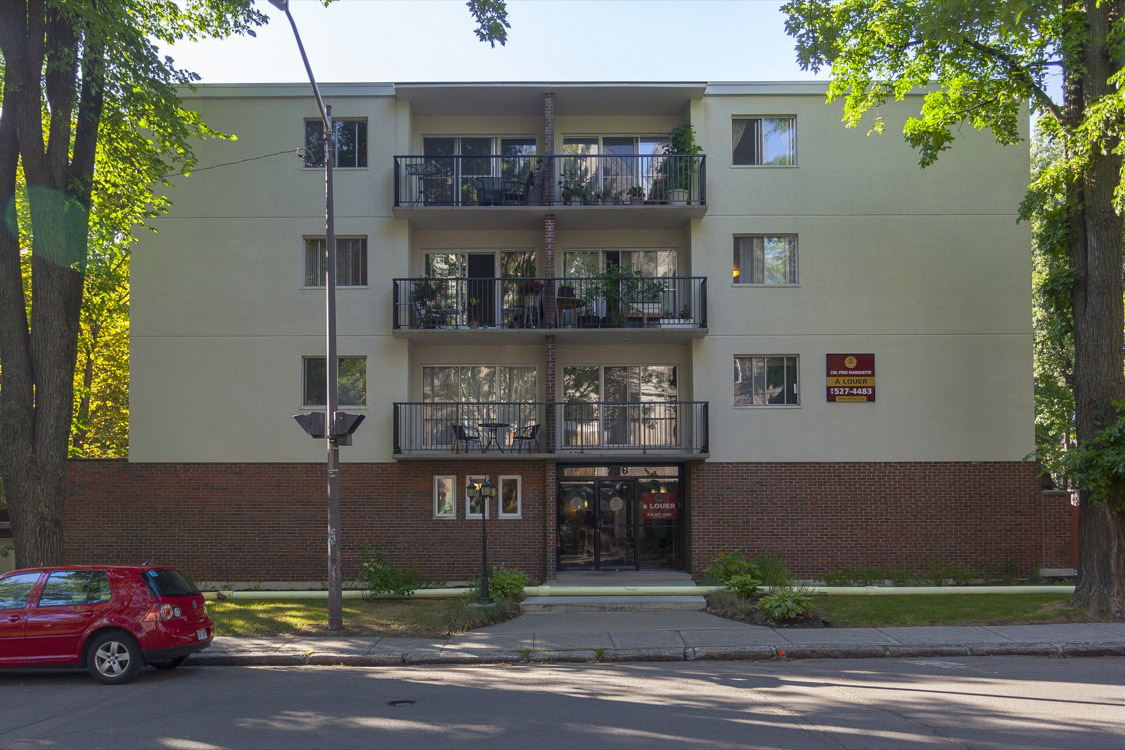 1 bedroom Apartments for rent in Quebec City at Appartements Pere-Marquette - Photo 02 - RentQuebecApartments – L279634