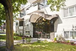Studio / Bachelor Apartments for rent in Notre-Dame-de-Grace at 5105 Rosedale Ave - Photo 04 - RentQuebecApartments – L115575