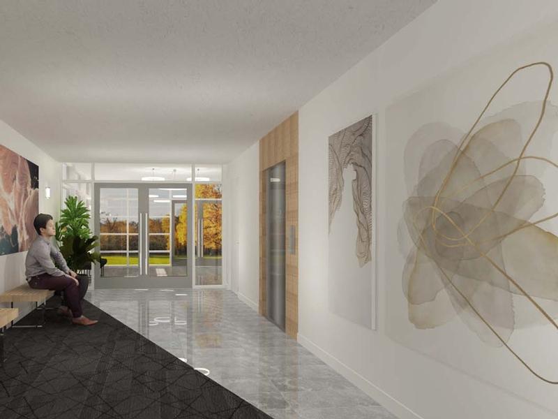 1 bedroom Apartments for rent in Laval at Allure sur le Golf - Photo 03 - RentQuebecApartments – L401572