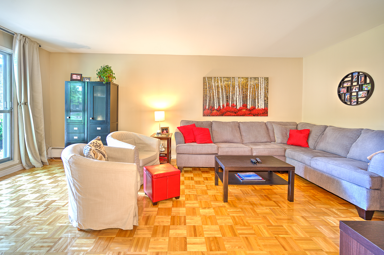 2 bedroom Townhouses for rent in Beaconsfield at Beacon Hill Villa - Photo 04 - RentQuebecApartments – L9365