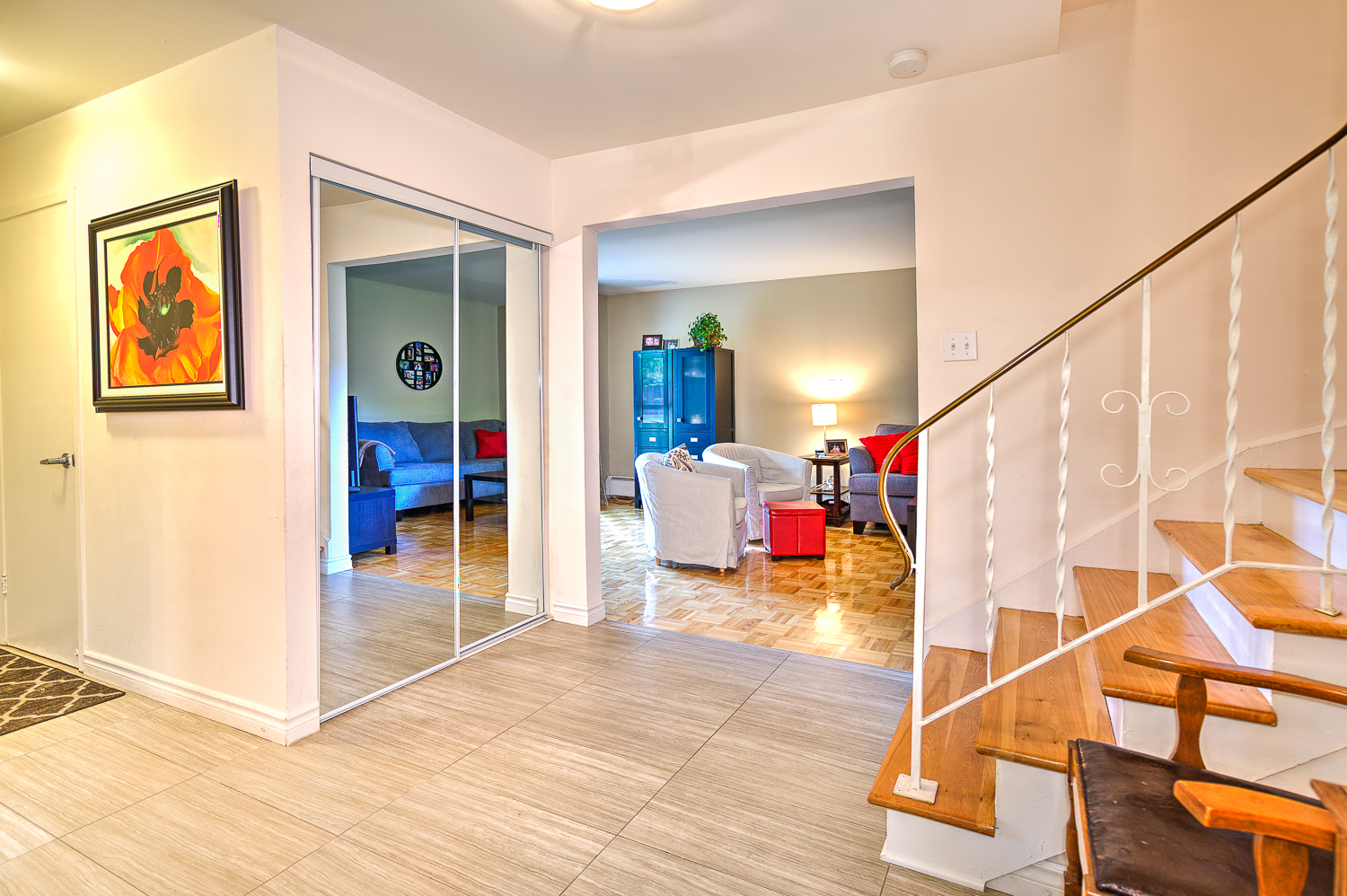 2 bedroom Townhouses for rent in Beaconsfield at Beacon Hill Villa - Photo 03 - RentQuebecApartments – L9365