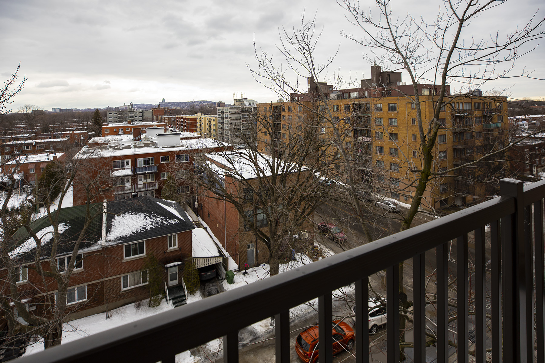 1 bedroom Apartments for rent in Montreal West at 6955 Fielding - Photo 11 - RentQuebecApartments – L401541