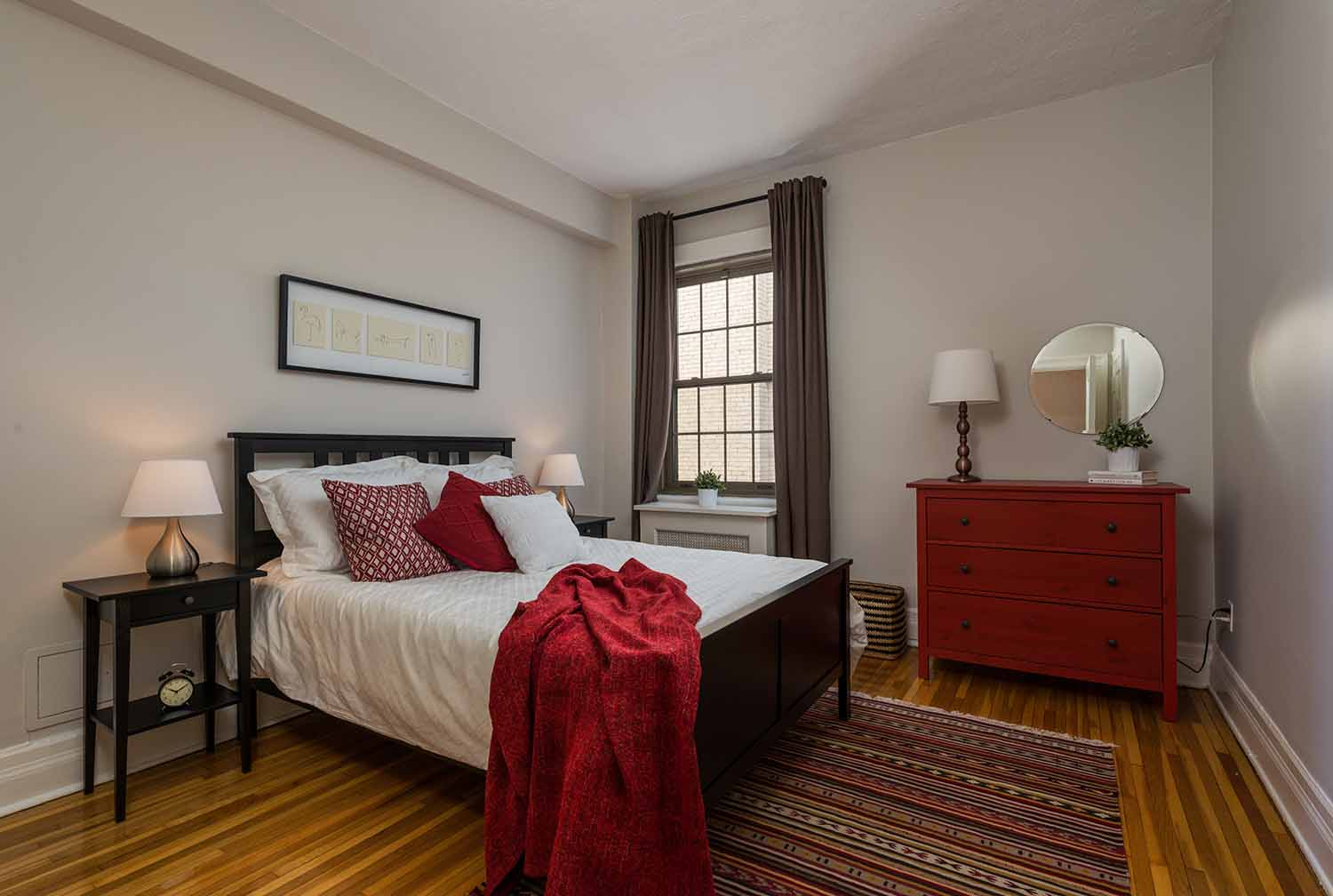 luxurious 1 bedroom Apartments for rent in Montreal (Downtown) at Haddon Hall - Photo 09 - RentQuebecApartments – L2256