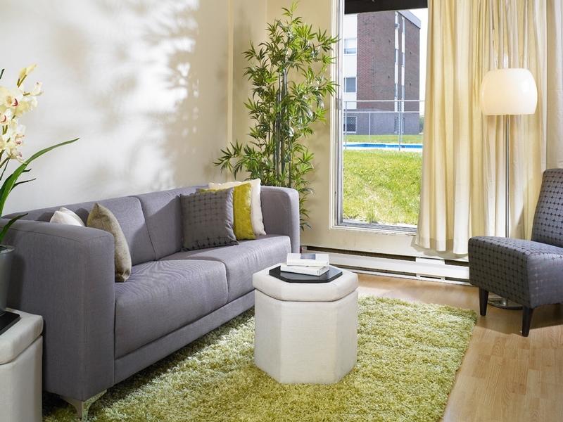 1 bedroom Apartments for rent in La Cite-Limoilou at Le Complexe Montserrat - Photo 02 - RentQuebecApartments – L168592