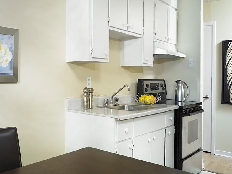 1 bedroom Apartments for rent in La Cite-Limoilou at Le Complexe Montserrat - Photo 06 - RentQuebecApartments – L168592