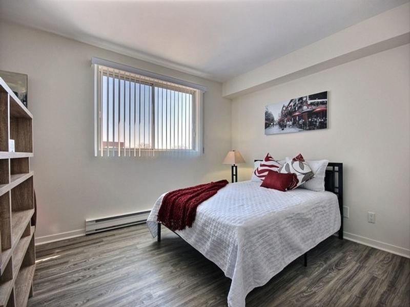 1 bedroom Apartments for rent in La Cite-Limoilou at Le Complexe Montserrat - Photo 07 - RentQuebecApartments – L168592