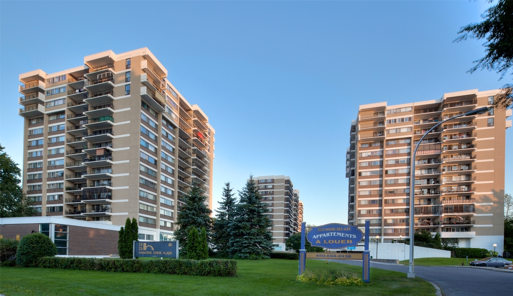 2 bedroom Apartments for rent in Laval at Havre des Iles - Photo 04 - RentQuebecApartments – L9526