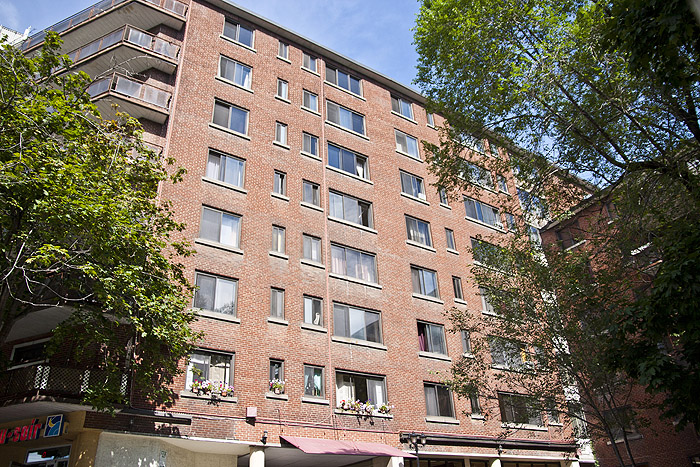 1 bedroom Apartments for rent in Montreal (Downtown) at Guy concordia Metro - Photo 02 - RentQuebecApartments – L1060