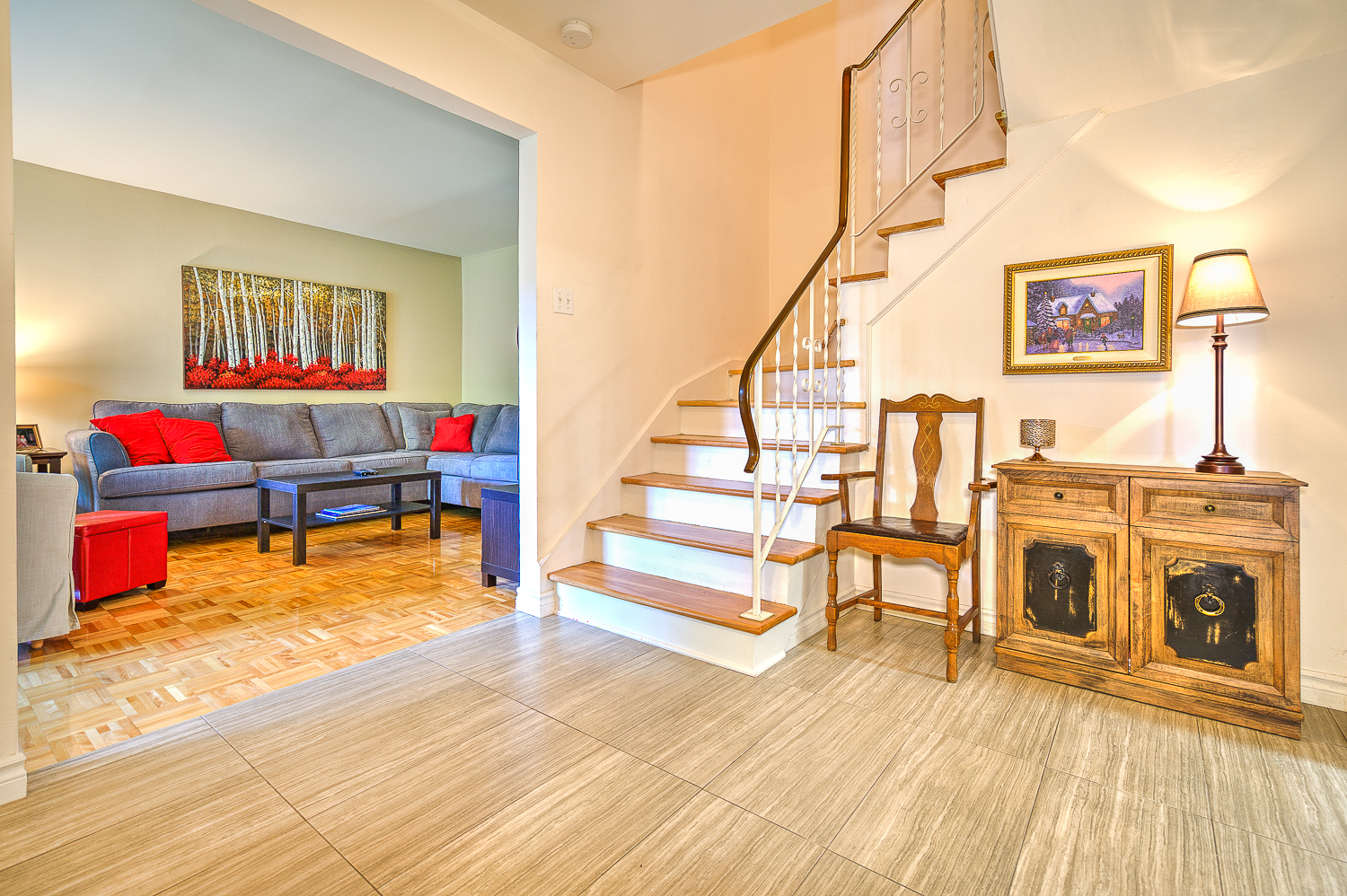 3 bedroom Townhouses for rent in Beaconsfield at Beacon Hill Villa - Photo 05 - RentQuebecApartments – L9367
