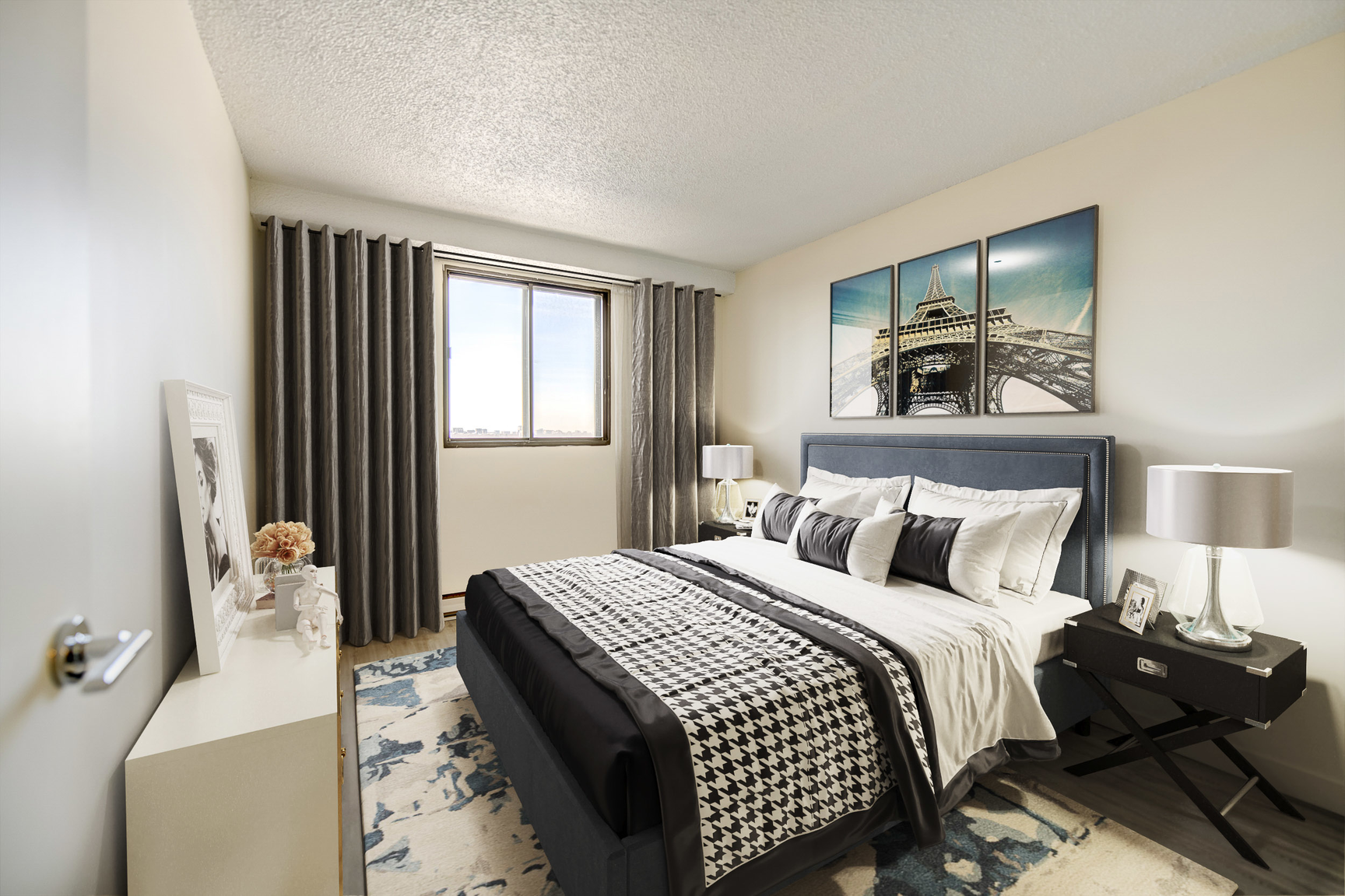 1 bedroom Apartments for rent in Laval at Le Quatre Cent - Photo 04 - RentQuebecApartments – L407184