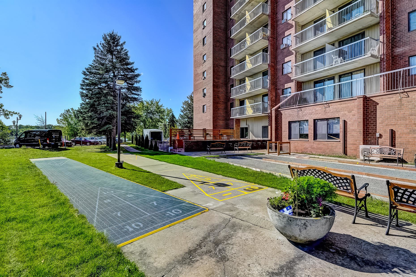 1 bedroom Apartments for rent in Laval at Le Quatre Cent - Photo 27 - RentQuebecApartments – L407184
