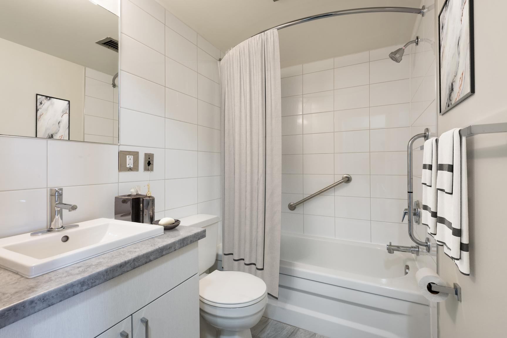 1 bedroom Apartments for rent in Laval at Le Quatre Cent - Photo 16 - RentQuebecApartments – L407184