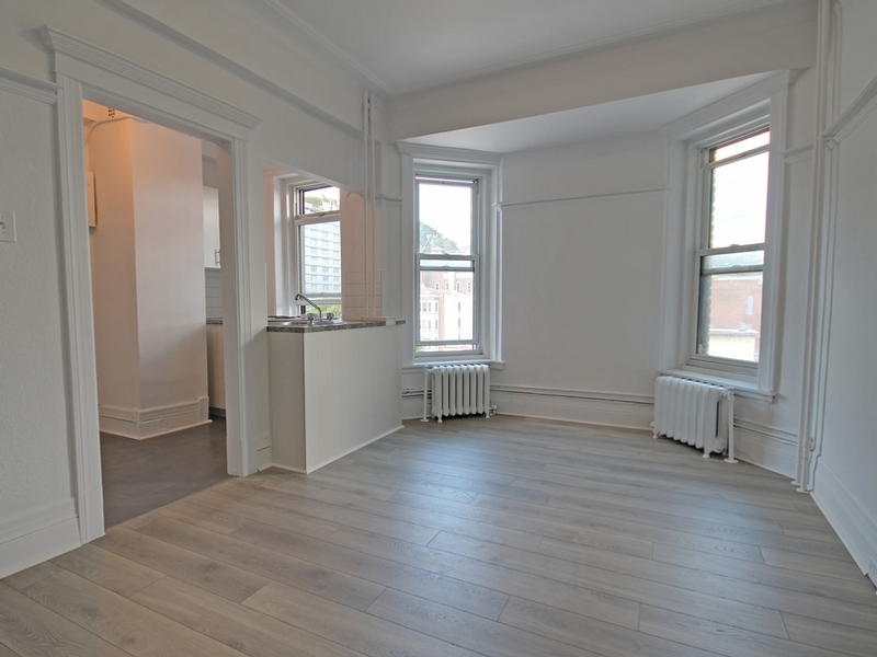 Montreal Downtown 1 Bedroom Apartments For Rent At La Belle Poque