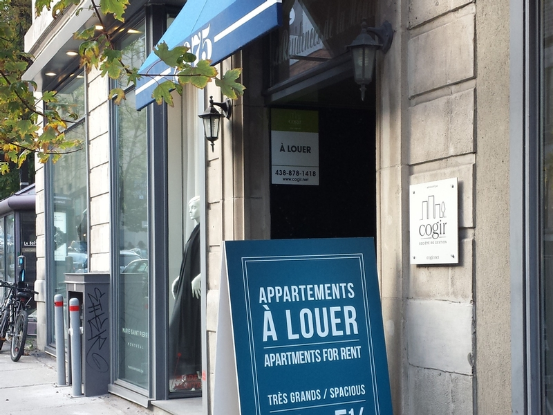 1 bedroom Apartments for rent in Montreal (Downtown) at Les appartements de la Montagne - Photo 05 - RentQuebecApartments – L168588