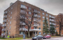 1 bedroom Apartments for rent in Notre-Dame-de-Grace at Americana - Photo 01 - RentQuebecApartments – L358611