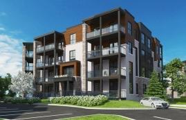 1 bedroom Apartments for rent in Beloeil at Rive Gauche Appartements - Photo 01 - RentQuebecApartments – L401575