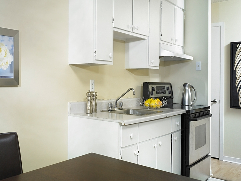 Studio / Bachelor Apartments for rent in La Cite-Limoilou at Le Complexe Montserrat - Photo 07 - RentQuebecApartments – L168591