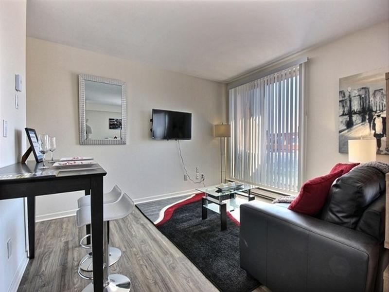 Studio / Bachelor Apartments for rent in La Cite-Limoilou at Le Complexe Montserrat - Photo 08 - RentQuebecApartments – L168591