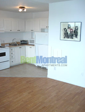 Studio / Bachelor Apartments for rent in Pierrefonds-Roxboro at Marina Centre - Photo 04 - RentQuebecApartments – L582