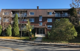 1 bedroom Apartments for rent in Pierrefonds-Roxboro at 16440 Blvd Gouin - Photo 01 - RentQuebecApartments – L403873