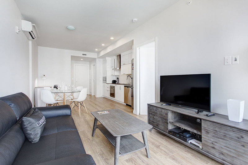 furnished 1 bedroom Apartments for rent in Montreal (Downtown) at Le Rubic - Photo 12 - RentQuebecApartments – L198455
