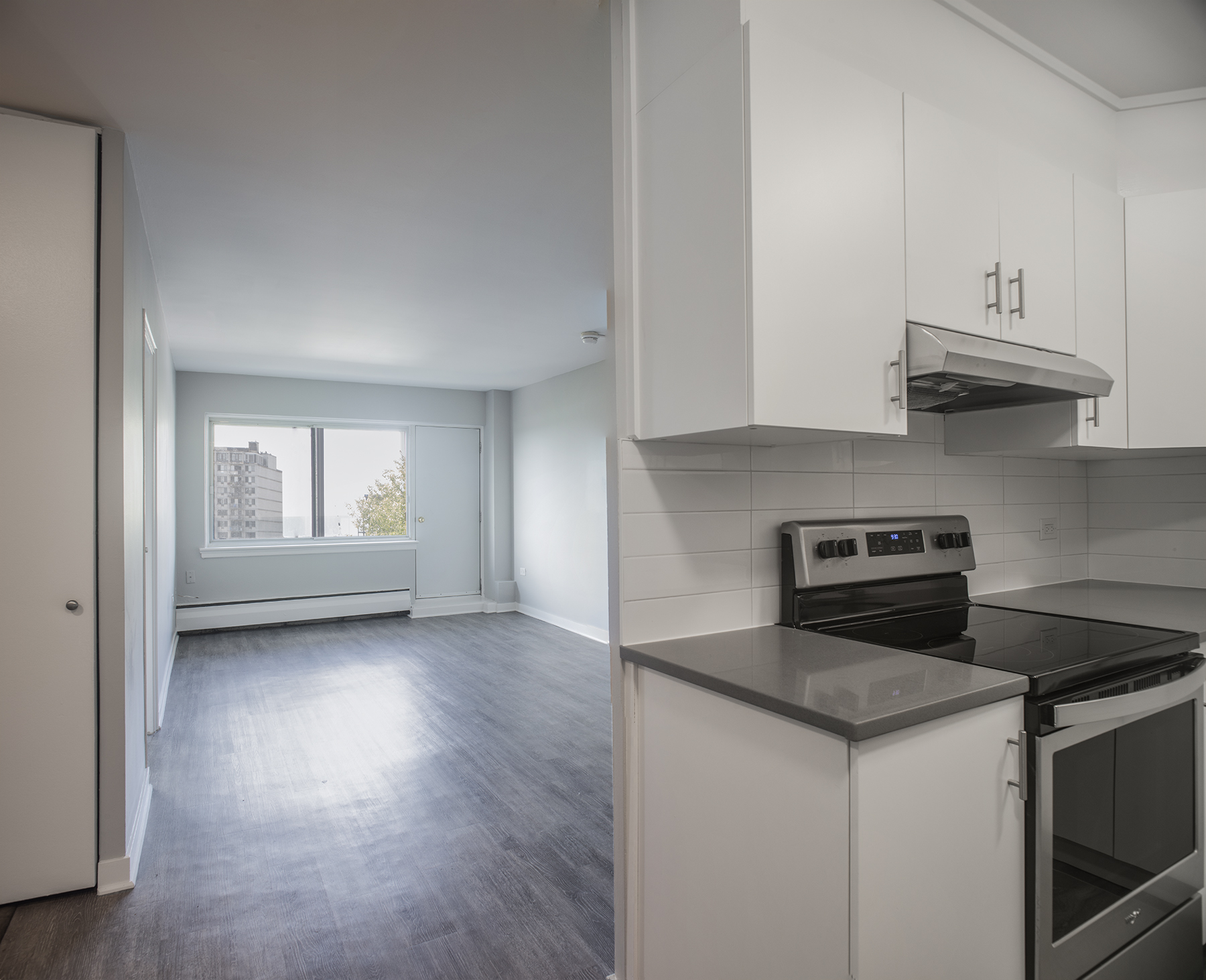 Studio / Bachelor Apartments for rent in Montreal (Downtown) at Le Marco Appartements - Photo 06 - RentQuebecApartments – L401544