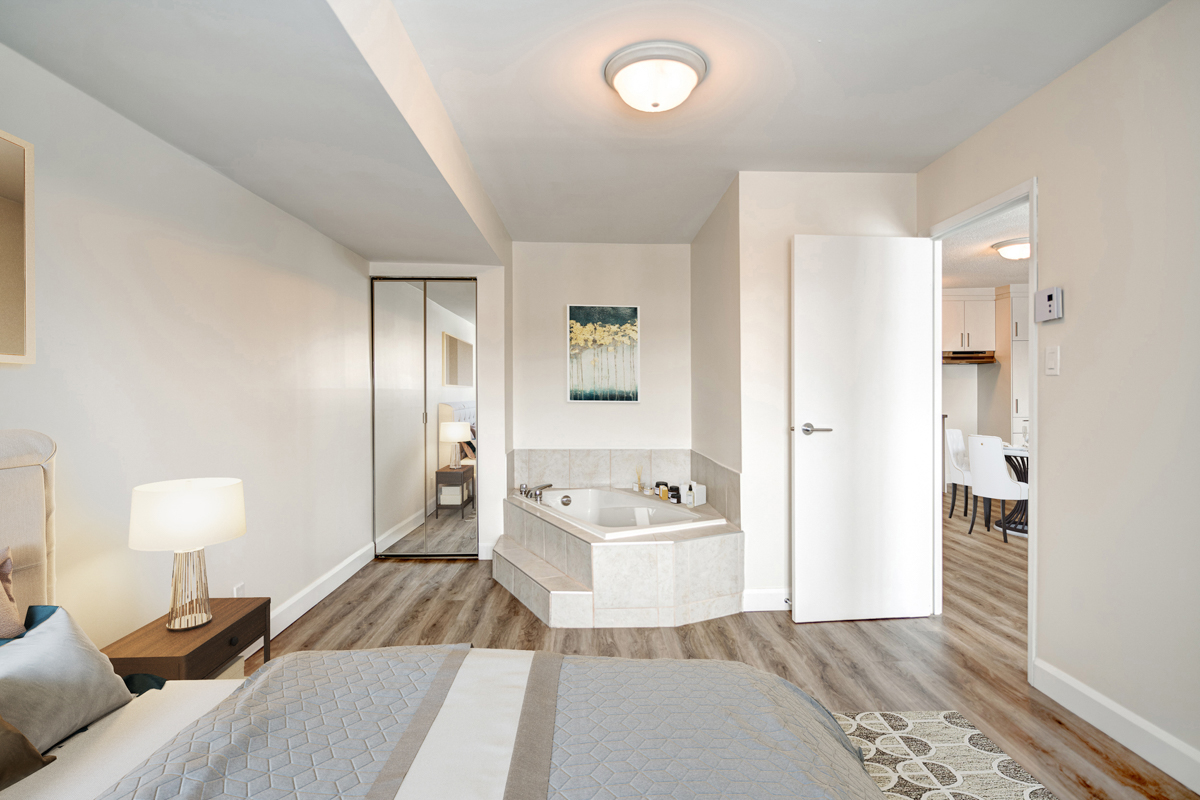 2 bedroom Apartments for rent in Quebec City at Les Appartements du Verdier - Photo 09 - RentQuebecApartments – L407124