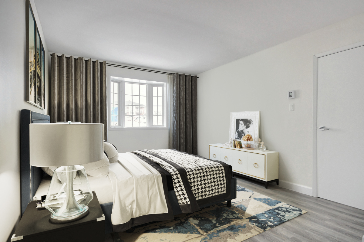 2 bedroom Apartments for rent in Quebec City at Les Appartements du Verdier - Photo 04 - RentQuebecApartments – L407124