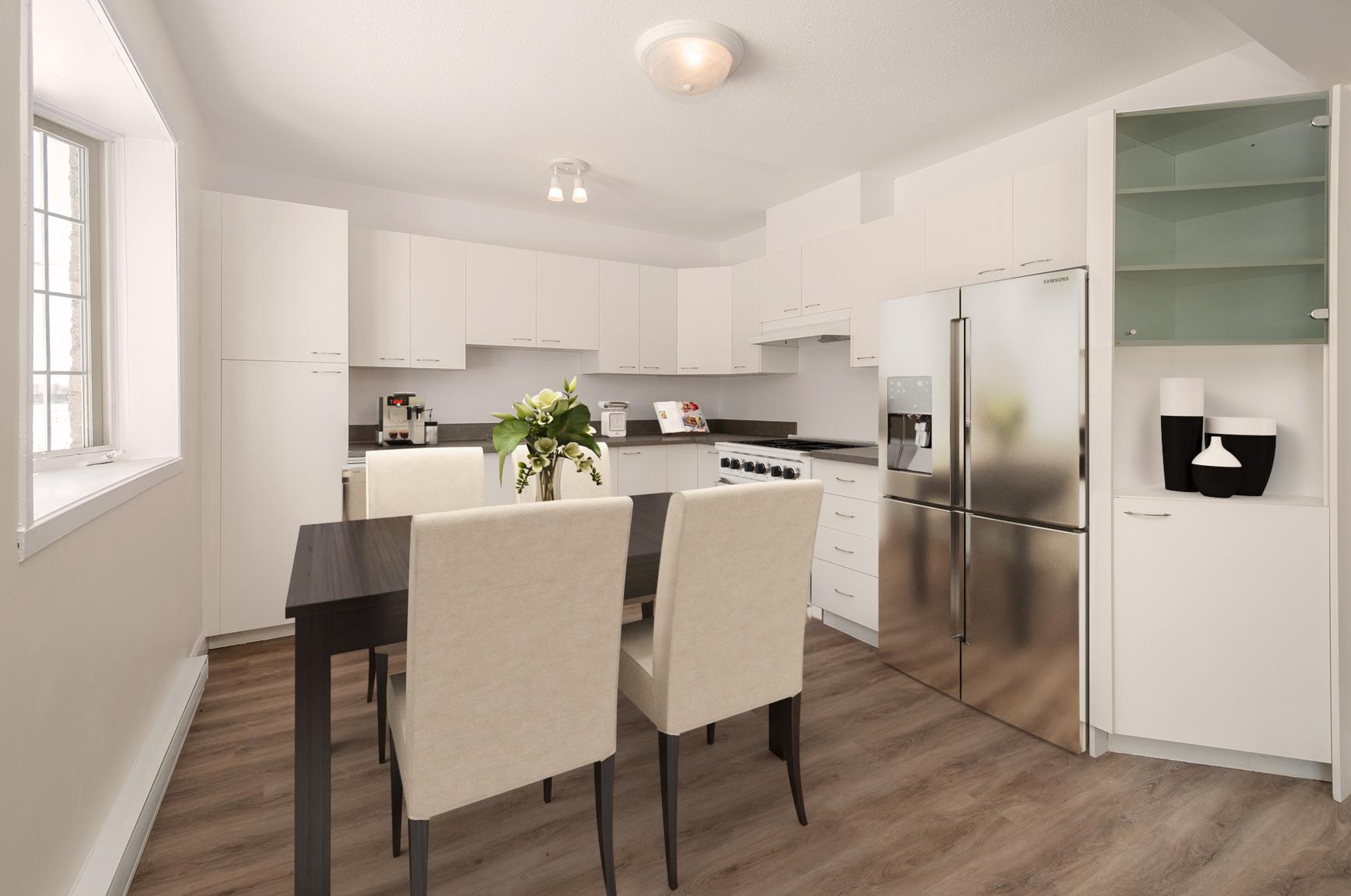 2 bedroom Apartments for rent in Quebec City at Les Appartements du Verdier - Photo 21 - RentQuebecApartments – L407124
