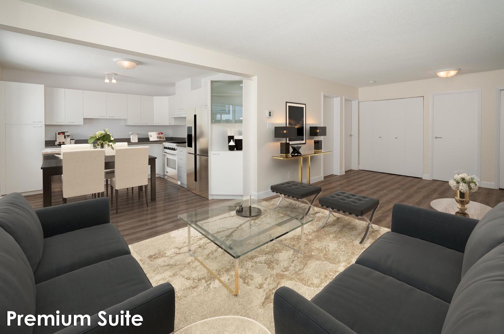 2 bedroom Apartments for rent in Quebec City at Les Appartements du Verdier - Photo 19 - RentQuebecApartments – L407124