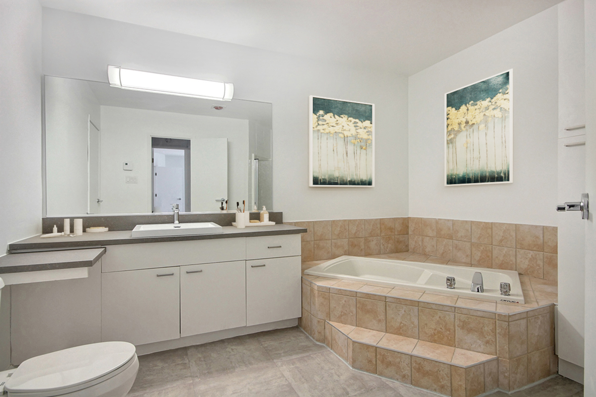 2 bedroom Apartments for rent in Quebec City at Les Appartements du Verdier - Photo 17 - RentQuebecApartments – L407124