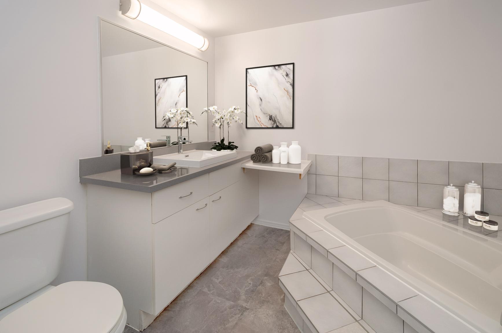 2 bedroom Apartments for rent in Quebec City at Les Appartements du Verdier - Photo 22 - RentQuebecApartments – L407124