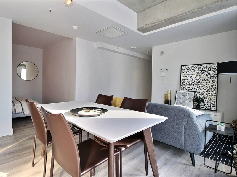 2 bedroom Apartments for rent in Montreal (Downtown) at Le Saint M2 - Photo 03 - RentQuebecApartments – L295573