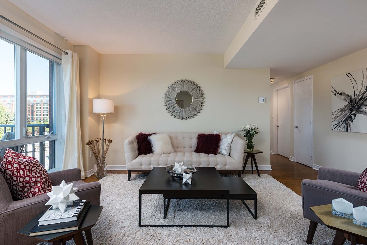 1 bedroom Apartments for rent in Cote-St-Luc at Excelsior - Photo 05 - RentQuebecApartments – L6070