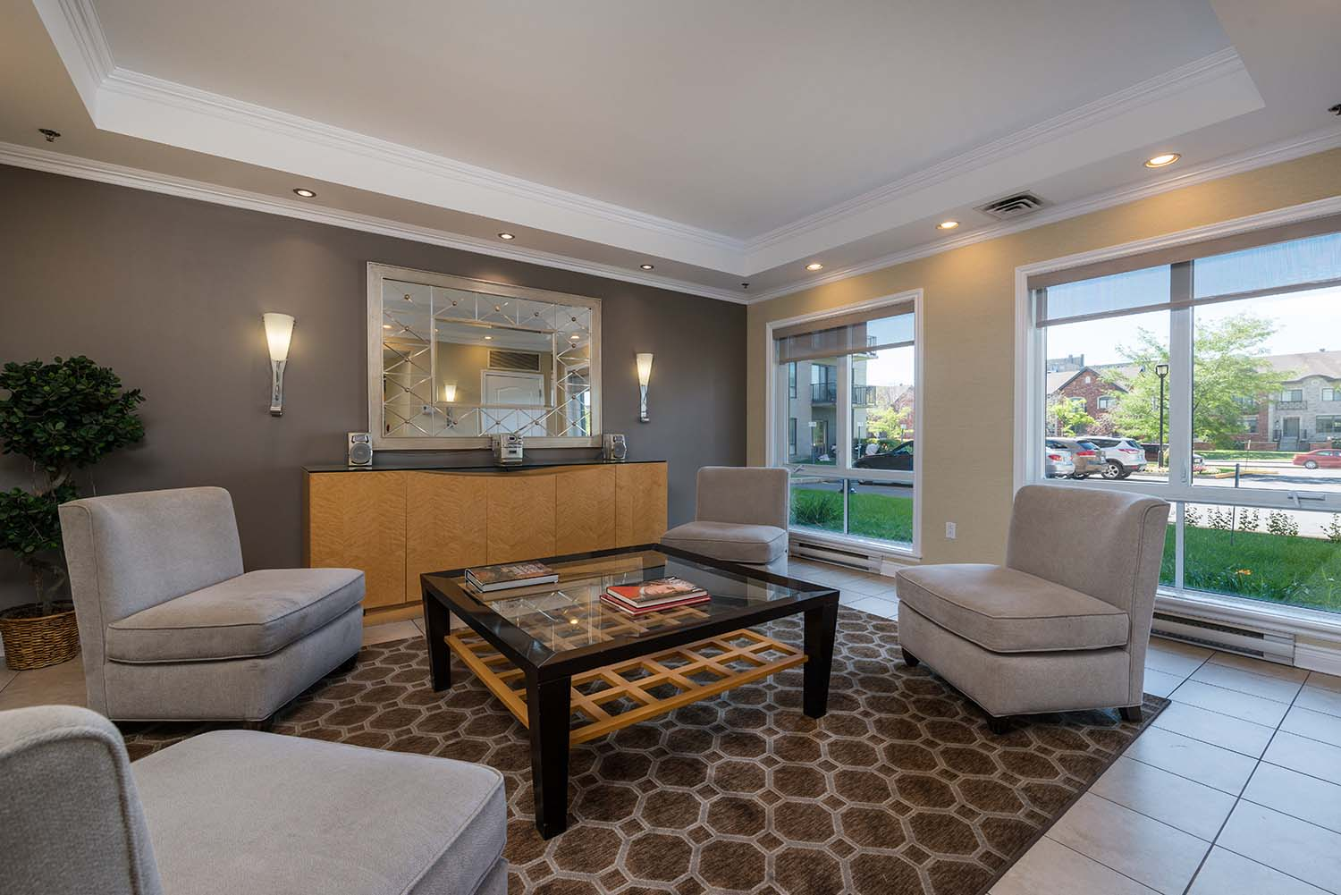 1 bedroom Apartments for rent in Cote-St-Luc at Excelsior - Photo 16 - RentQuebecApartments – L6070