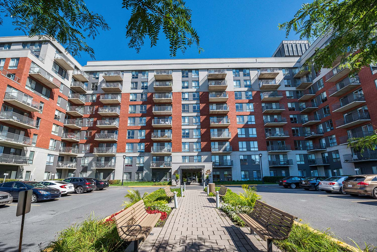 1 bedroom Apartments for rent in Cote-St-Luc at Excelsior - Photo 18 - RentQuebecApartments – L6070