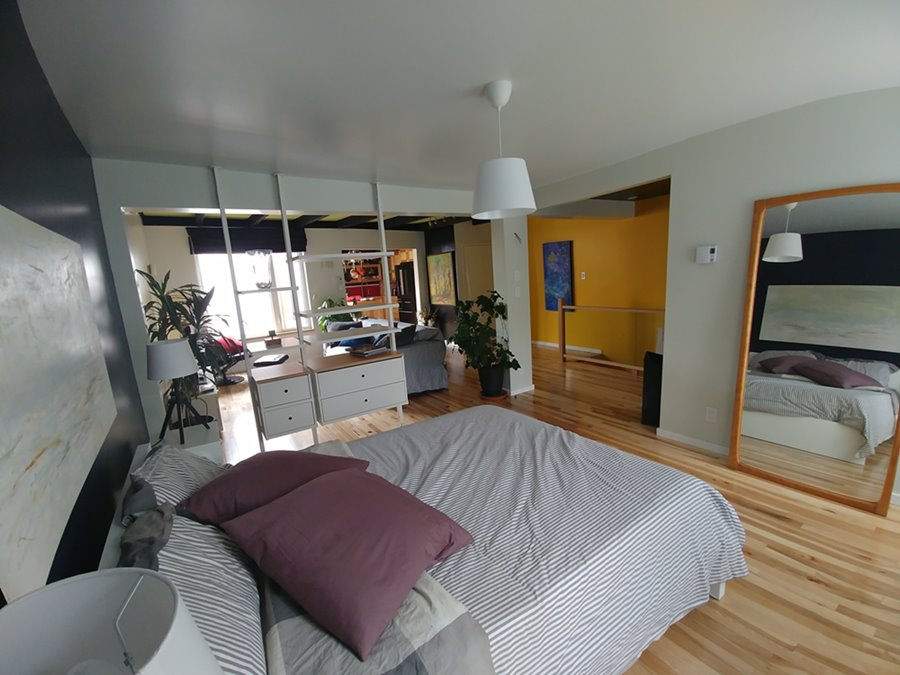 furnished 1 bedroom Lofts for rent in Montreal (Downtown) at 1782 Amherst - Photo 02 - RentQuebecApartments – L331683
