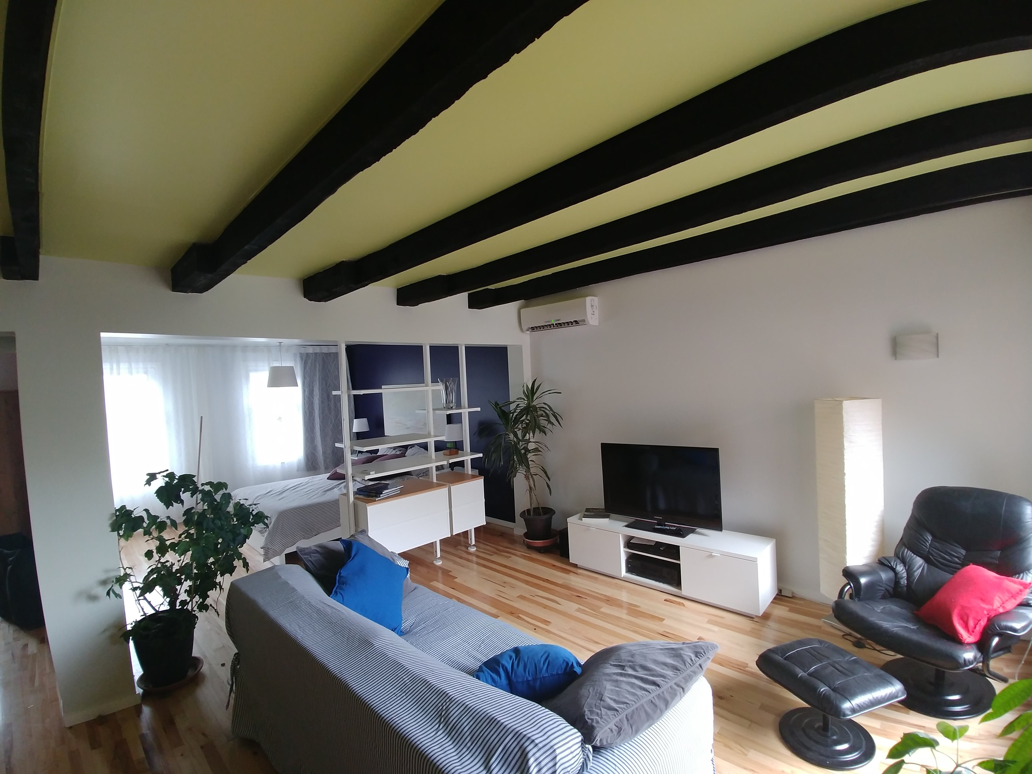 furnished 1 bedroom Lofts for rent in Montreal (Downtown) at 1782 Amherst - Photo 03 - RentQuebecApartments – L331683