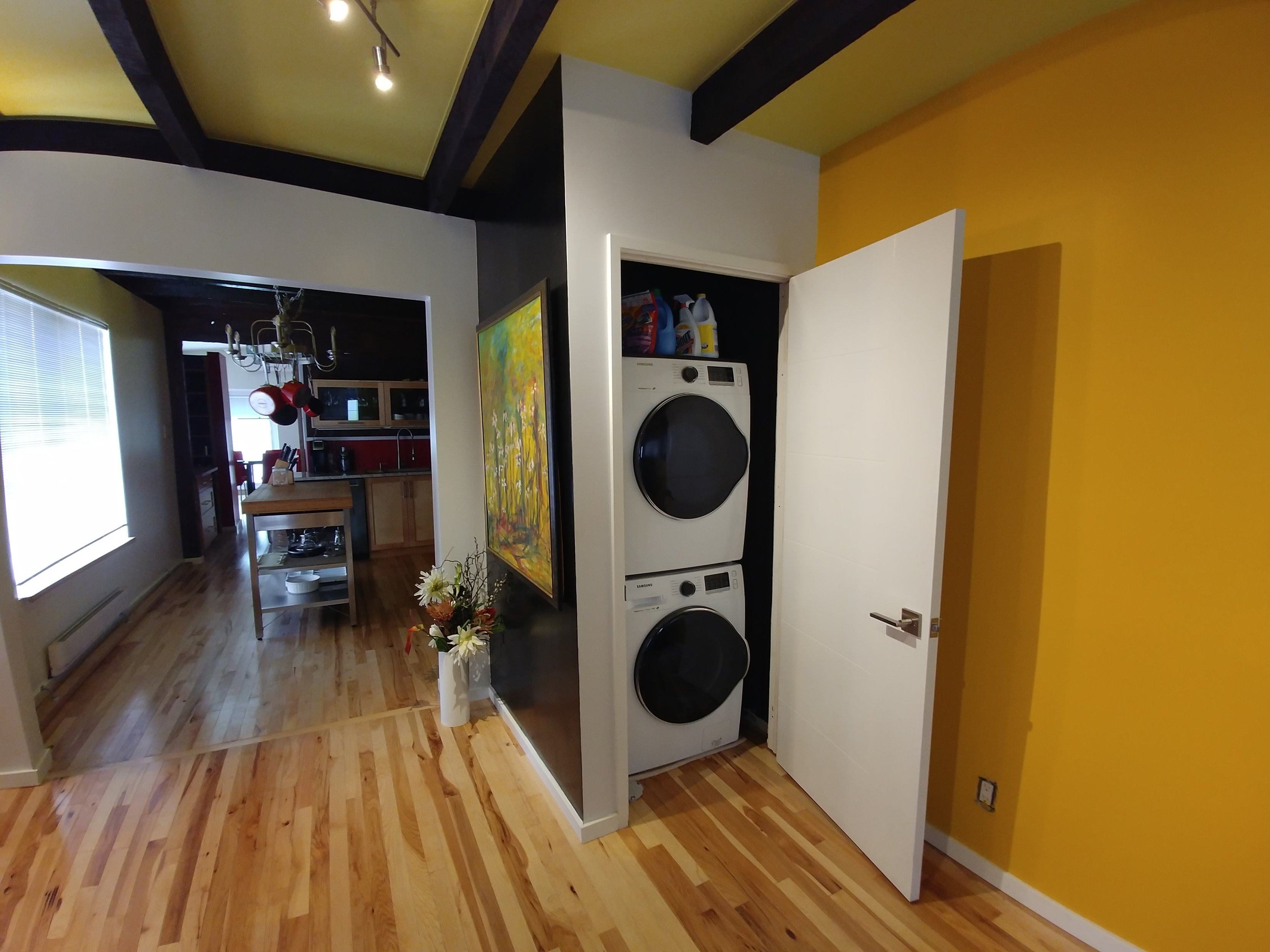 furnished 1 bedroom Lofts for rent in Montreal (Downtown) at 1782 Amherst - Photo 04 - RentQuebecApartments – L331683